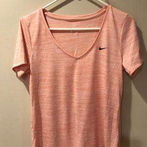 Nike Dri-Fit V-neck shirt